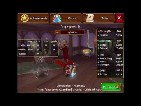 Arcane Legends Krampus Review