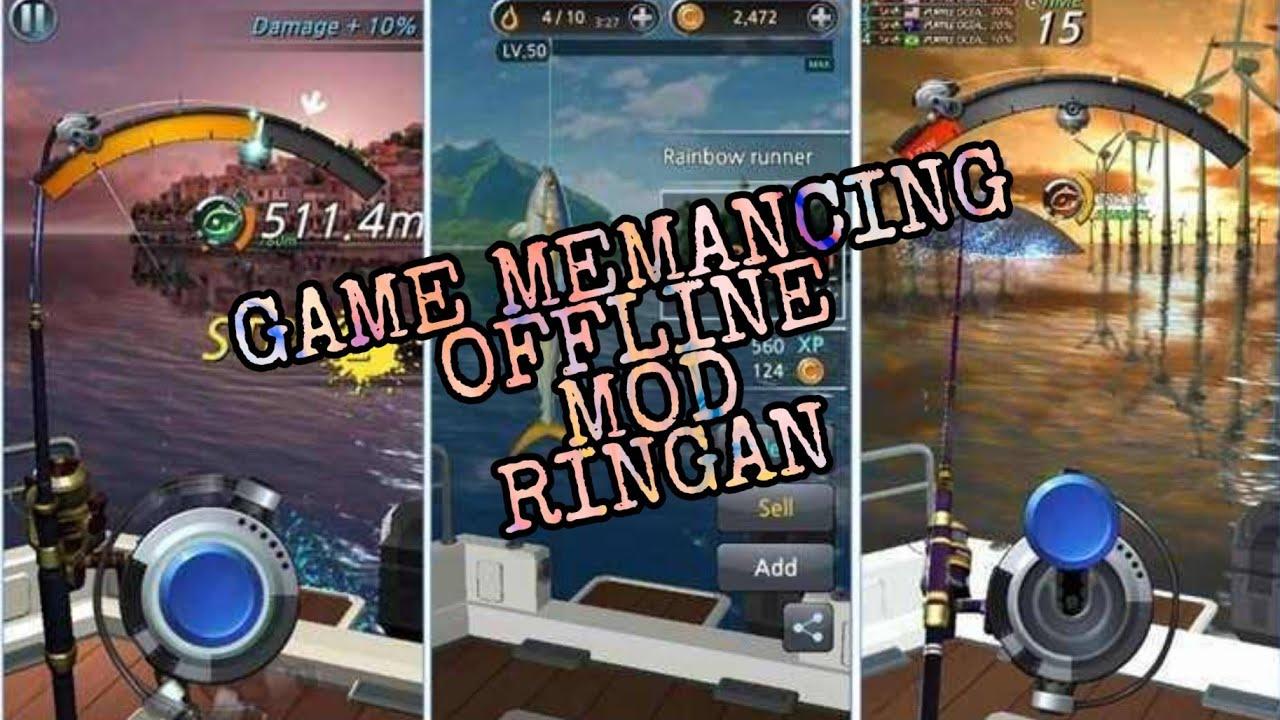 Game Memancing