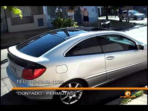 mercedes benz c220 cdi 2003 200112 youtube. Black Bedroom Furniture Sets. Home Design Ideas