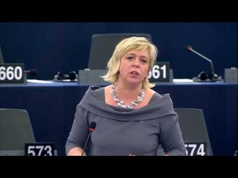Hilde Vautmans 16 Jan 2018 plenary speech on Colombian peace process