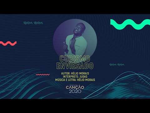 Judas - Cubismo Enviesado (Lyric Video) | Festival da Canção 2020