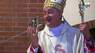 Bp Andrzej Jeż - Święto Caritas - homilia - 07.04.2018