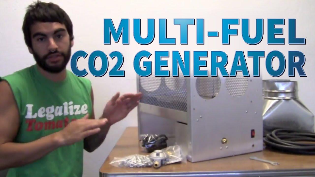C02 For Marijuana Growing: C02 Burners Guide