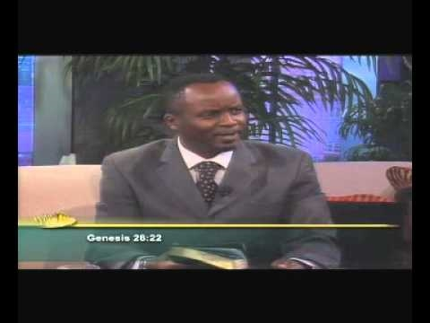 Dr. M. Murdock and Pastor James' TV interview August 2010 -part2