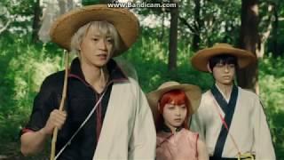 [กินทามะ:ซามูไร เพี้ยนสารพัด]ตามล่าจับด้วง Part1 ในป่ามีแต่คนบ้า