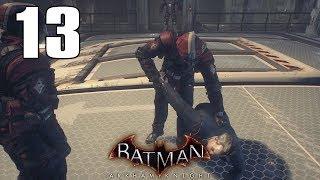 (Saving Stagg) Part 13 Batman Arkham Knight Blind Hard Walkthrough Gameplay
