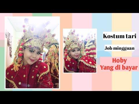 Nari Di Pernikahan 💒 Job Mingguan || Tari Tradisional || Time Lapse Video By Putu Tirta Yani