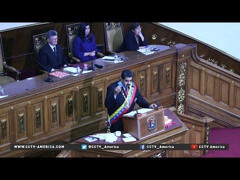 Maduro criticized by head of Venezuela's national assembly