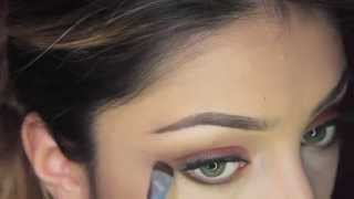 Fall look using the Maya Mia Palette from Anastasia Beverly Hills Thumbnail