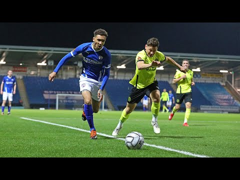 Chesterfield Stockport Goals And Highlights