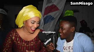 ESMA PLATNUMZ: Simjui Hamisa, Ndio Nani!? | Zari Anajielewa |   Kuvaa Kikuku Ni Fashion!