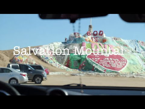 Los Angeles to Salvation Mountain