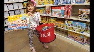 Mall of Antalya D&R 'da Elif için Kitap ve Film Alışverişindeyiz