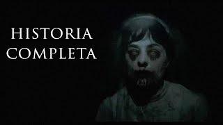 LA HISTORIA MÁS ATERRADORA DE RELATOS DE LA NOCHE (COMPLETA)