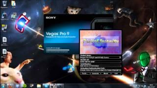 Sony Vegas Pro 9 KEYGEN