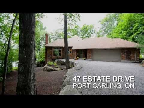 SHARON & GEORGE AIKEN - 47 Estate Dr - Port Carling