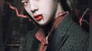 Begini misalnya member BTS jadi vampire thumbnail