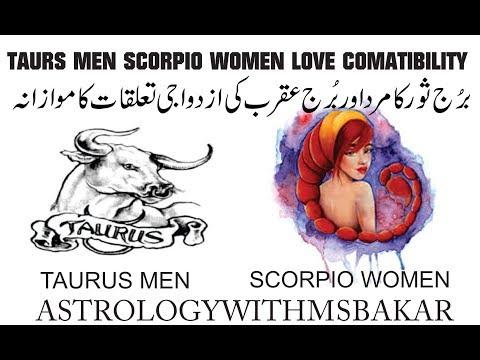 scorpio man and aquarius woman dating
