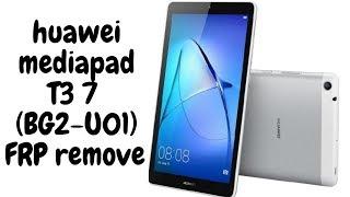 how to bypass google lock (FRP) huawei mediapad t3 7 ( BQ2-U01 )