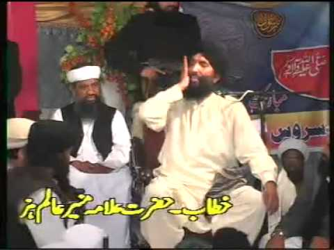 Best Speech of Mufti Hanif Qureshi Qadri   2013