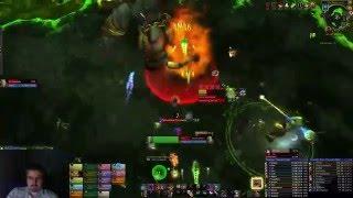 Hellfire Citadel - Archimonde kill, Rogue PoV