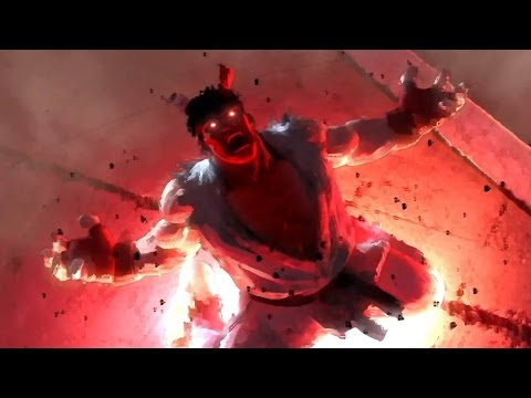 Street Fighter 5 - Full Opening Cinematic @ 1080p HD ✔