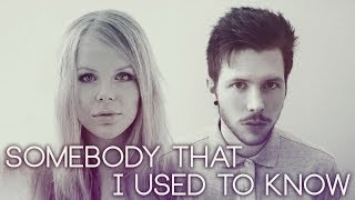 Somebody That I Used To Know - Natalie Lungley (Gotye feat Kimbra - Cover) (Unsigned Artist)