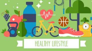 Five healthy living lifestyle tips