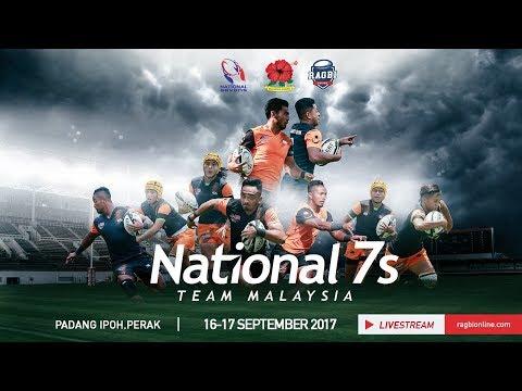 NATIONAL 7s  - KUALA LUMPUR VS SELANGOR - SEMI FINAL CUP -MEN
