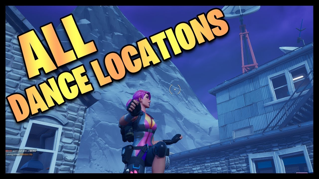 Fortnite Chapter 2: Compact Cars, Lockie's Lighthouse and ...
