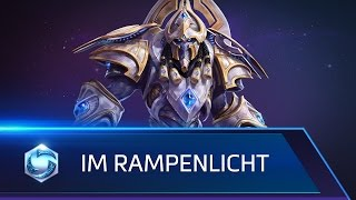 Im Rampenlicht: Artanis – Heroes of the Storm (DE)