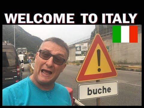 Welcome To Italy - passi la dogana e guarda che roba !!!