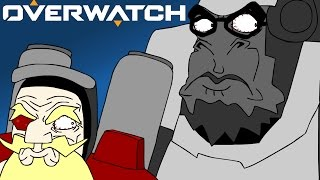 Inglorious Bastions (Overwatch Animation)