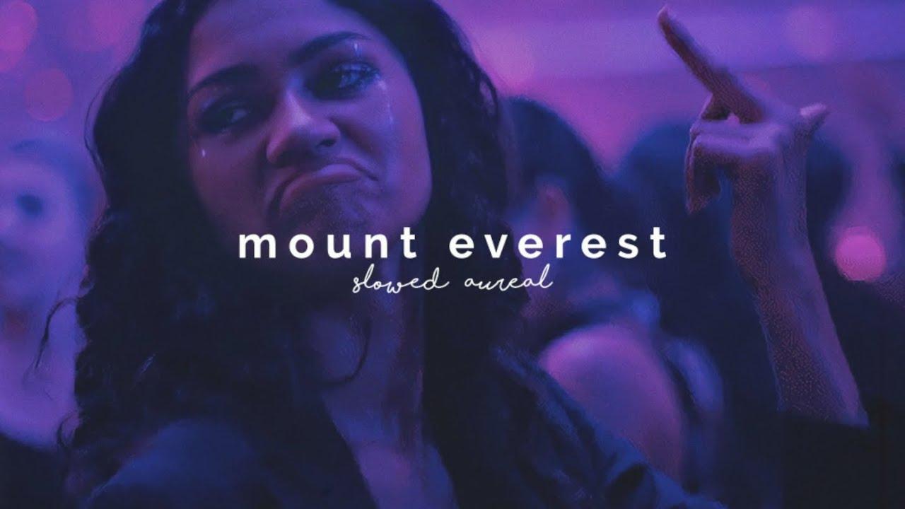labrinth - mount everest (slowed + reverb)