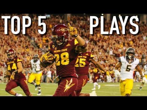 Arizona State vs. Cal | Top 5 Plays