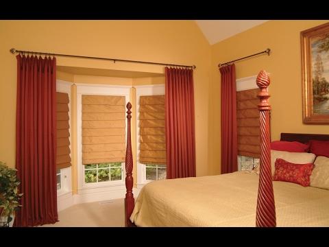 Fantastic Master Bedroom Window Treatments Design Ideas ...