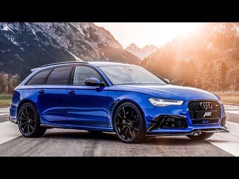 ABT Audi RS6+ Nogaro Edition | DER LETZTE SEINER ART! | Daniel Abt