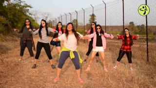 NASHE SI CHAD GAYI | Befikre Movie | Zumba Dance Fitness | Fat to Fab