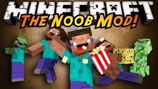 Minecraft Mod Showcase : DERPY NOOBS!