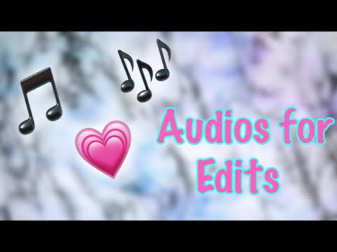 Popular audios for edits | music finder