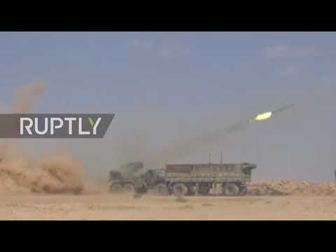 Syria: Islamic State routed from key sites east of Euphrates