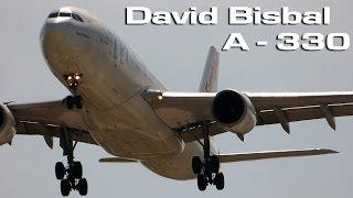 David BisBal Airbus A330