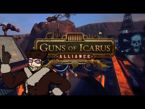 Guns of Icarus: Maximilian Valentine Joins the Alliance!
