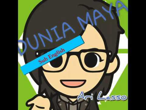Ari Lasso - Dunia Maya sub English