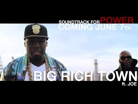 50 Cent -Big Rich Town (feat. Joe)