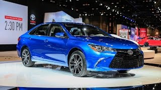 New Toyota Camry 2016 Exterior And Interior