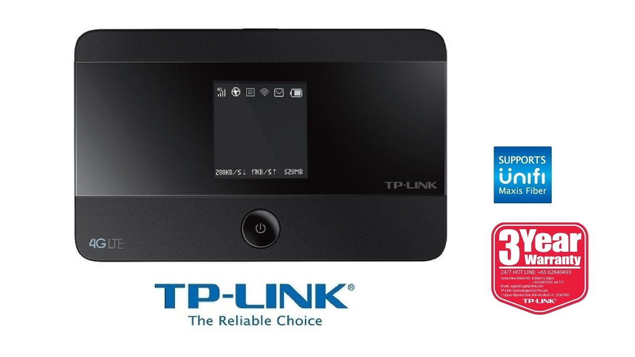 TP Link M7350 Quick Review - YouTube