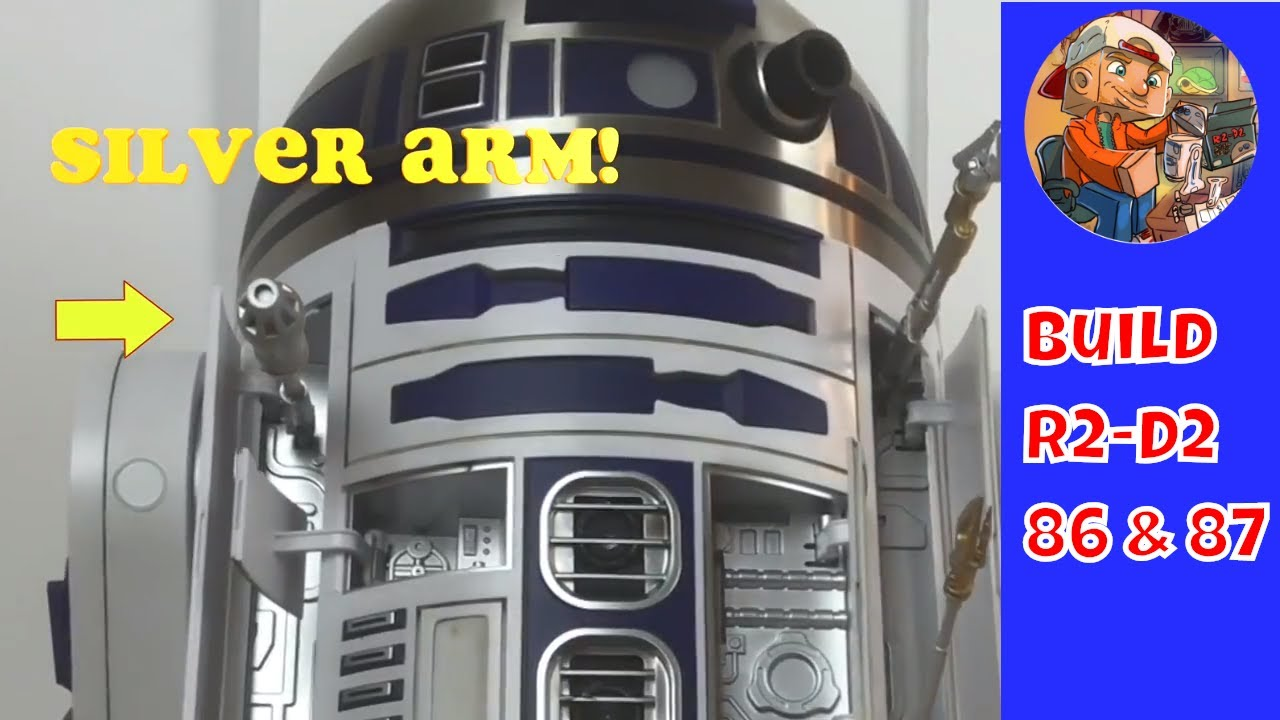 how to build your own r2d2