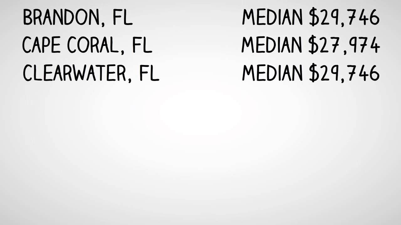 How Much Do Phlebotomists Make In Florida Youtube