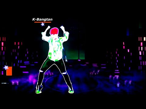 Just Dance Kpop|FAKE LOVE-BTS(방탄소년단)|FANMADE
